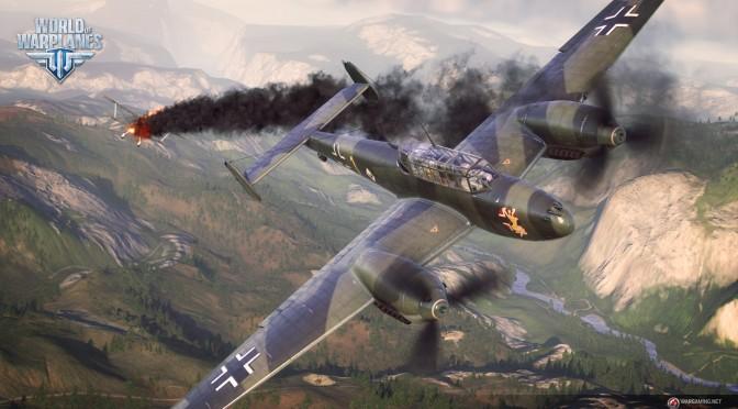 World of Warplanes – Update 1.2 Detailed