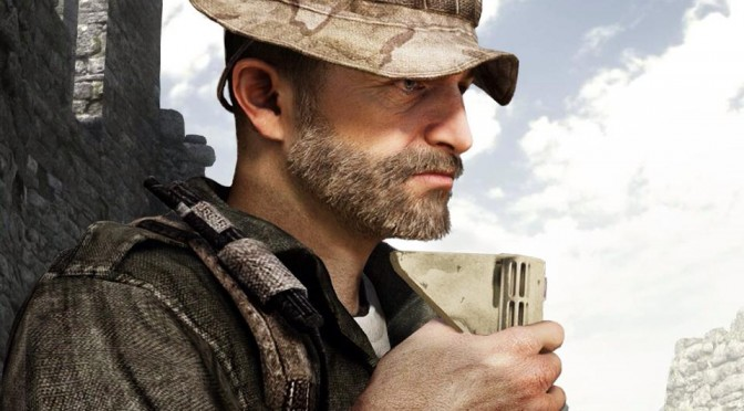 """Activision Teases Call Of Duty """"Captain Price"""" Surprise"""