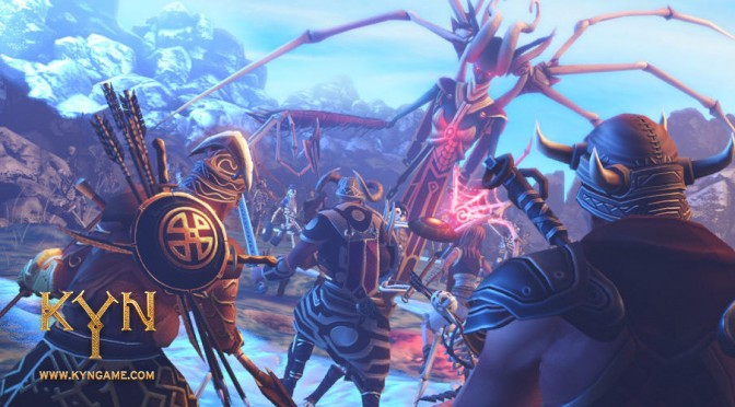 Kyn – New Tactical Action RPG – Announced, Coming This Summer On PC, Mac & Linux