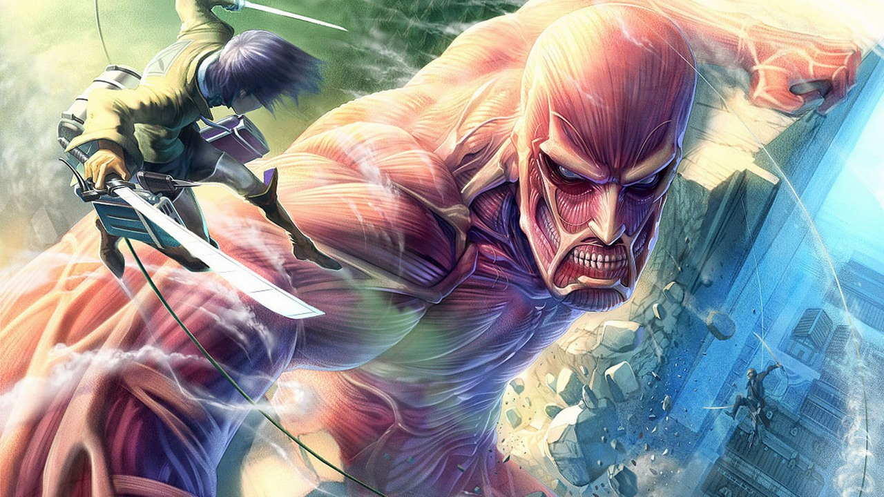 """This Super Smash Bros """"Attack On Titan"""" Trailer Is The Coolest Thing You'll See This Weekend"""
