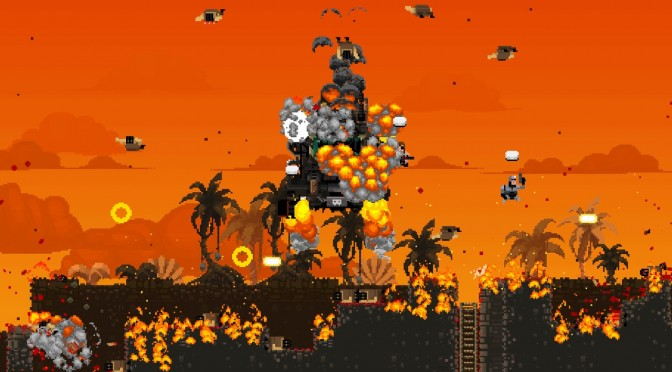 Broforce Leaves Early Access On October 15th