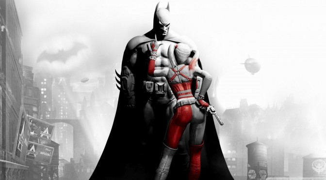 This May Be Your First Look At The Logo Of Rocksteady's New Batman: Arkham Game