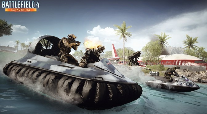 Battlefield 4: Naval Strike DLC First Screenshots Unveiled, Coming This March For Premium Members