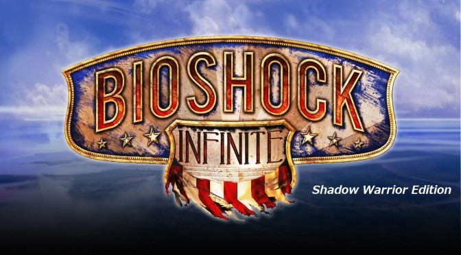 Shadow Warrior's Lo Wang & Hoji Invade Bioshock: Infinite's World