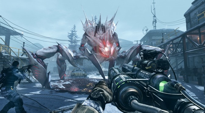 Call of Duty: Ghosts – Onslaught DLC Comes To The PC On February 27th
