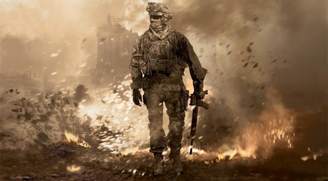 Call of Duty: Modern Warfare 2 Campaign Remastered has been rated by PEGI