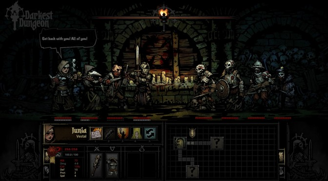 Darkest Dungeon feature