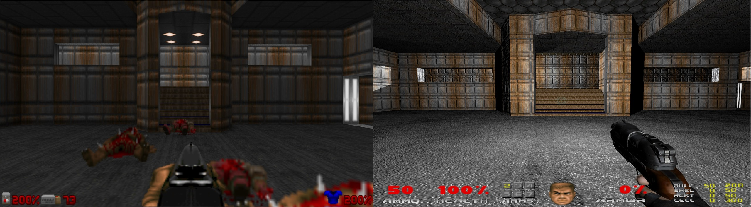 Doom Reborn Is A Doom 3 Mod That Aims To Recreate Classic