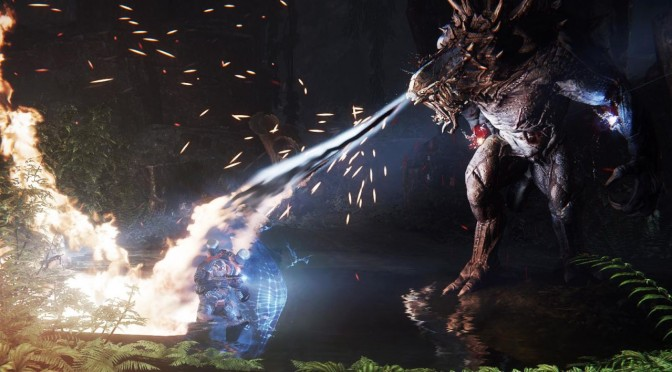 Turtle Rock Studios: Evolve's Goliath Inspired By Godzilla & King Kong, Lighting Techniques Detailed