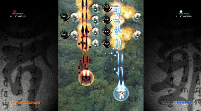 Ikaruga Is Now Available On Steam