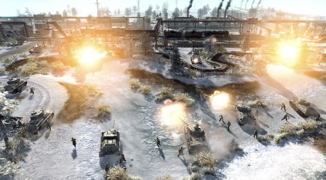 Men of War: Assault Squad 2 Is Now Available, Gets Launch Trailer