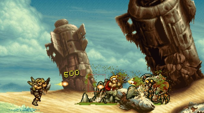 Classic Awesomeness – Metal Slug 3 Available For Pre-Order On Steam