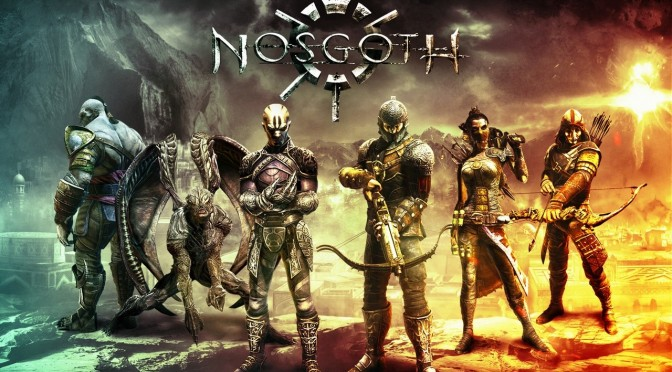 Legacy of Kain: Nosgoth – First Official, One Hour Long, Gameplay Footage Surfaced