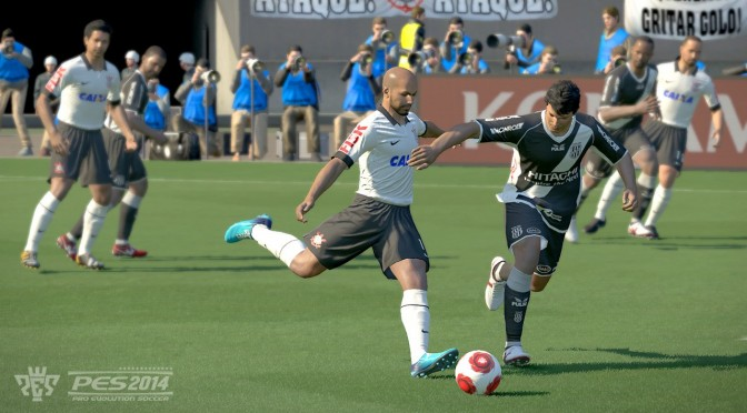 Pro Evolution Soccer 2015 Gets New Trailer