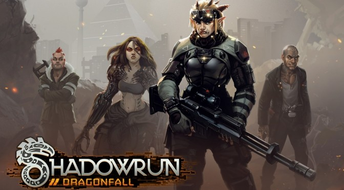 Shadowrun: Dragonfall, New Expansion For Shadowrun: Returns, Releases Today