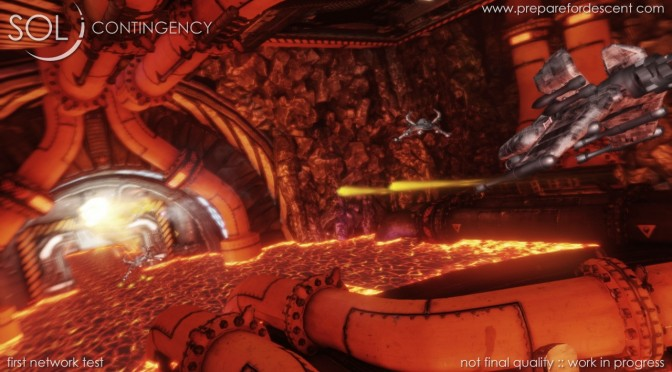 """Interplay Sends C&D Letter To """"Sol Contingency: Descent"""" Dev Team, Descent Content To Be Removed"""