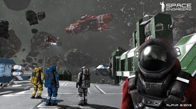 Space Engineers gets a major patch that overhauls its multiplayer and adds dedicated servers