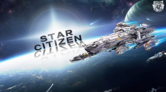 Star Citizen's Dogfighting Module Releases On May 29th