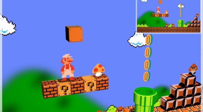 Glorious – Super Mario Bros Speedrun With The Lowest Possible Score