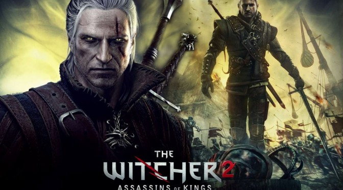 The Witcher 2 is one of the few titles that looks better than its E3 demo