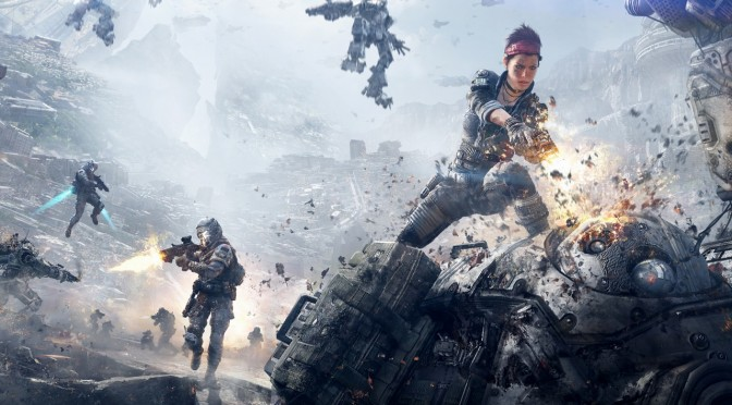 Titanfall Gets A Launch Trailer