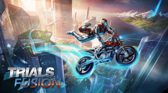 Trials Fusion Gets A New Trailer, Releases On April 16th