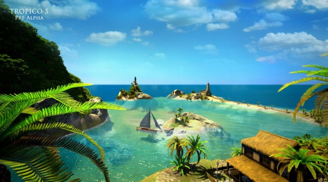 Tropico 5 – March Beta Phase Confirmed, Registrations Now Open