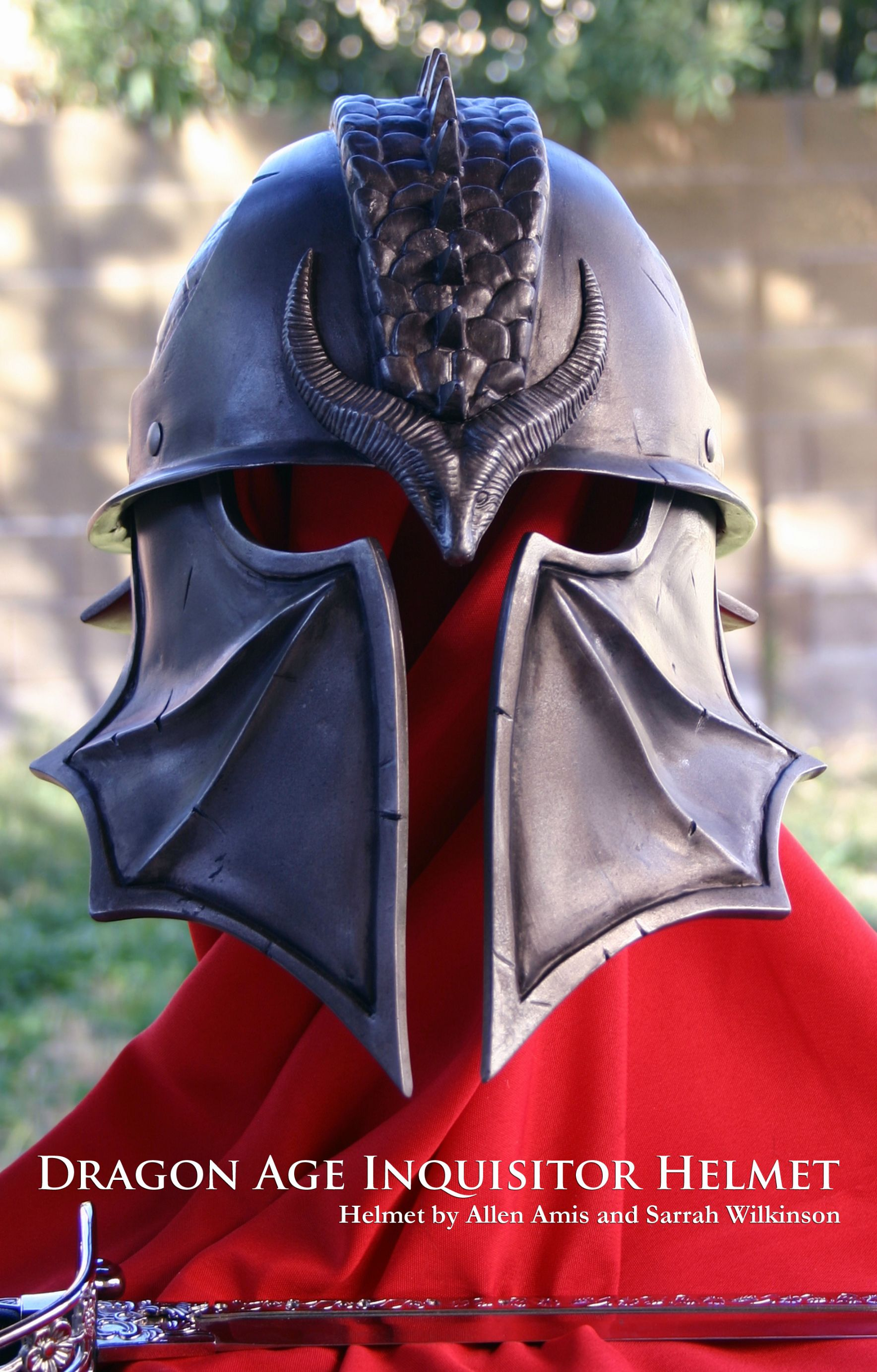 Attractive Halo's Energy Sword & Dragon Age: Inquisition's Helmet Made In  IX35