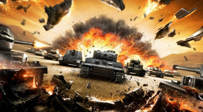 World of Tanks DX11 RayTracing Demo is now available for download