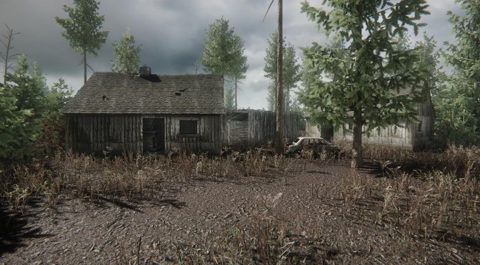 Call of Duty 4: Modern Warfare – All Ghillied Up Map Recreated In CRYENGINE