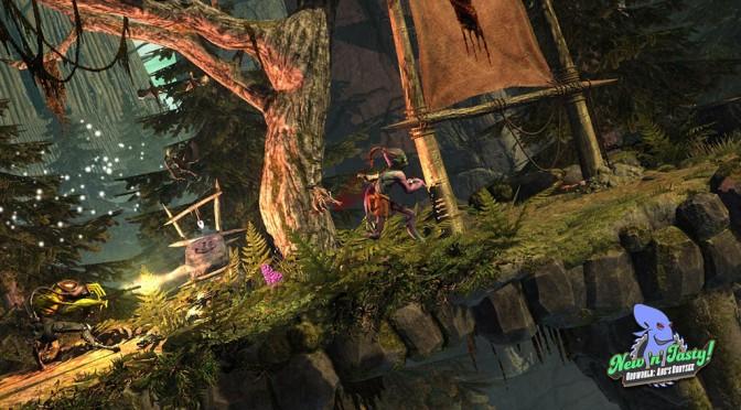 Oddworld: New 'n' Tasty – New Screenshots