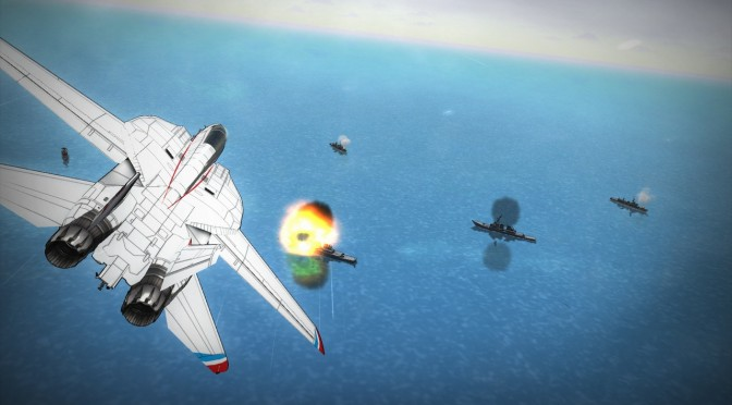 Vector Thrust Announced – New Arcade Flight Game with Cell-Shaded Visuals