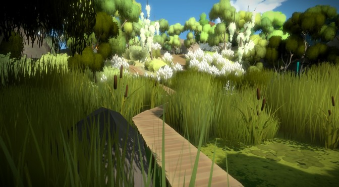 The Witness Gets Gorgeous New Screenshots