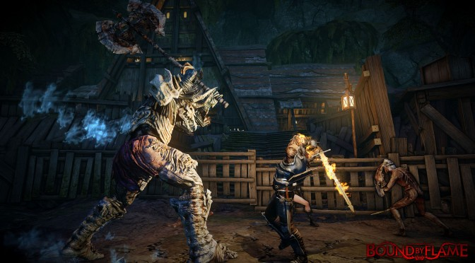 Bound By Flame Gets A New Set Of Screenshots
