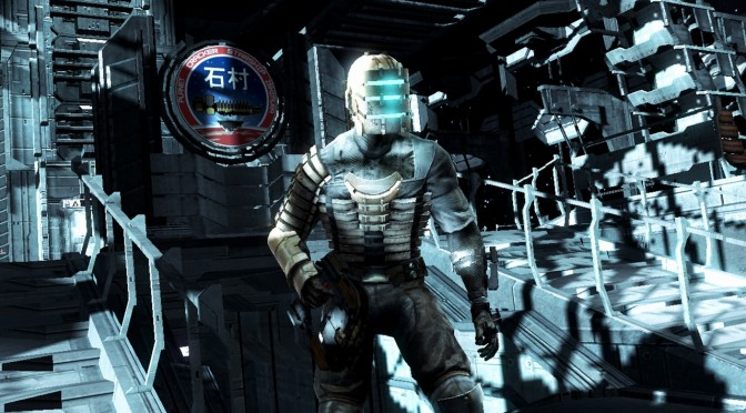 The first Dead Space game is now available for free on Origin for a limited time