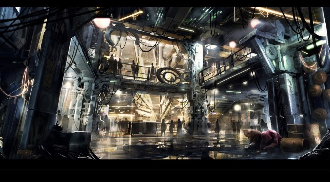 GDC 2015 Attendees May Get Their First Look at the next Deus Ex Game