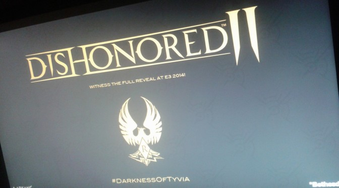New Rumors About Dishonored II & Sledgehammer's Call of Duty Surface