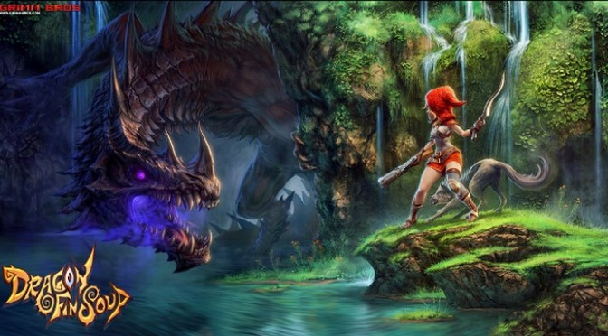 Dragon Fin Soup - JRPG with Roguelike Mechanics - Gets A