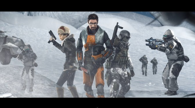 Half Life 3 Gets An Amazing Fan-made Cinematic Trailer