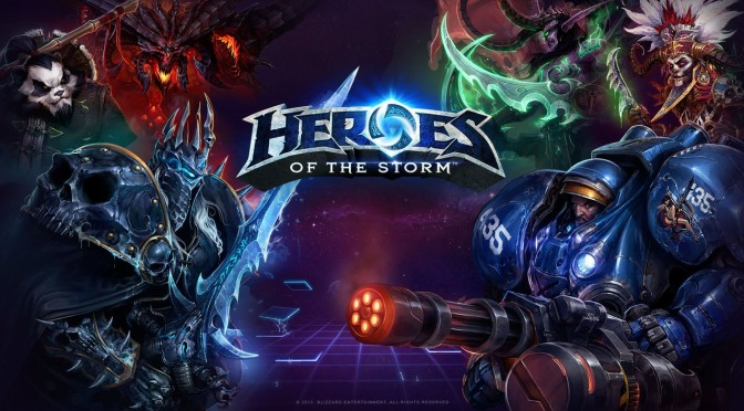 Heroes of the Storm – Free weekend begins this Friday, will give access to all 60 Heroes for free