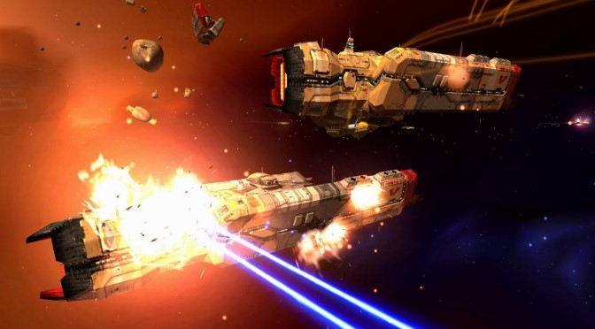 Homeworld Remastered Collection – New Trailer Shows In-Game Cinematics in Glorious 4K Resolution