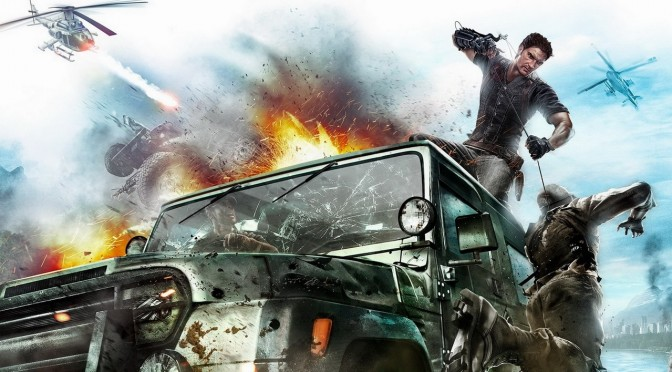 Rumor: First Just Cause 3 Screenshots Leaked