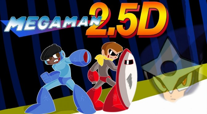 Mega Man 2.5D Beta 4.0 Is Now Available