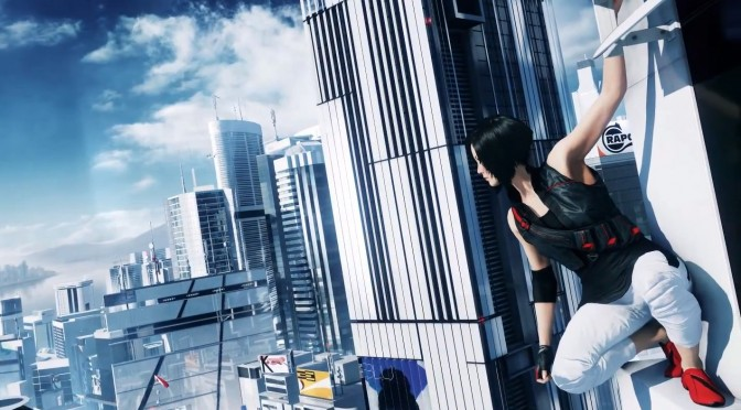 Mirror's Edge Reboot Is Being Developed For New-Gen Crowd, Will Focus On First-Person Combat As Well