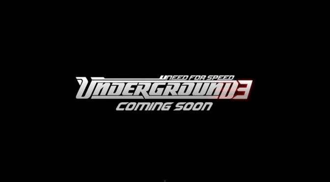 Need For Speed Underground 3 Gets A Fan Made Teaser Trailer Created In GTA IV