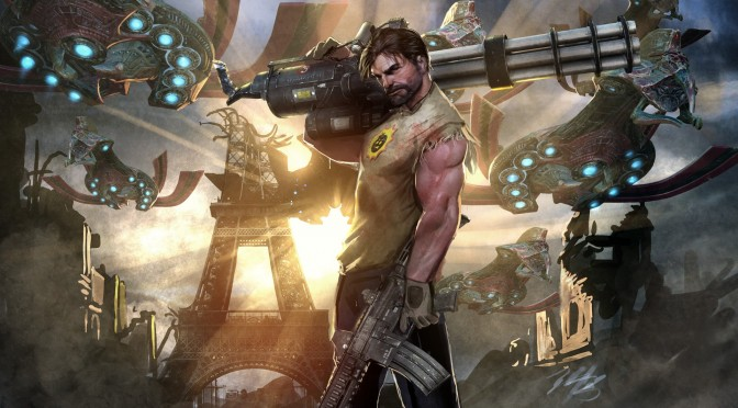 Croteam is still working on Serious Sam 4, all Serious Sam games will support Vulkan instead of DX9