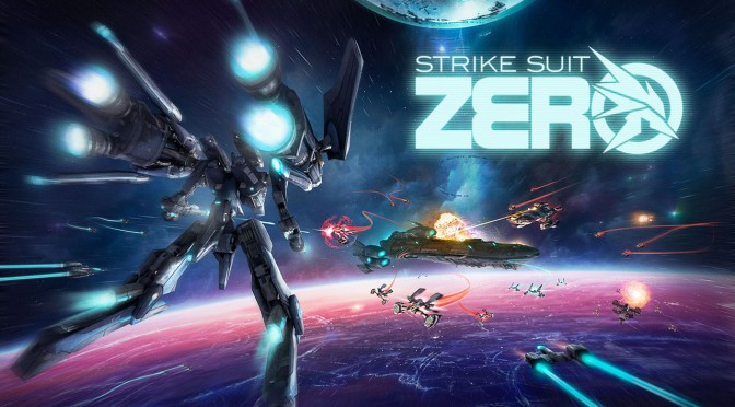 Strike Suit Zero: Director's Cut Is Now Available