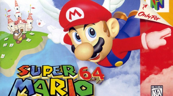 Portal 3 64 and Mario Party 64 romhacks for Super Mario 64 are now available for download