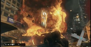 Watch Dogs explosions_E3 2012
