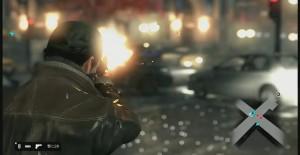 WatchDogs bullet mode_E3 2012